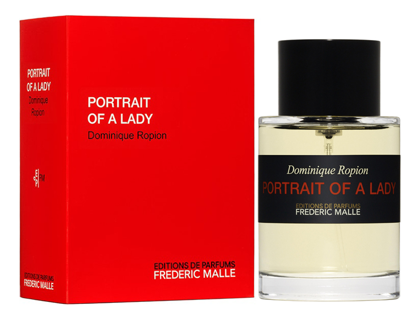 Frederic Malle Portrait Of A Lady: парфюмерная вода 100мл