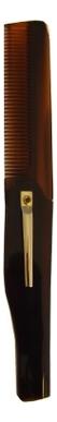 Складная расческа для усов Foldable Moustache Comb: Расческа большая расческа для волос мейзер большая круглая т138 2111 т
