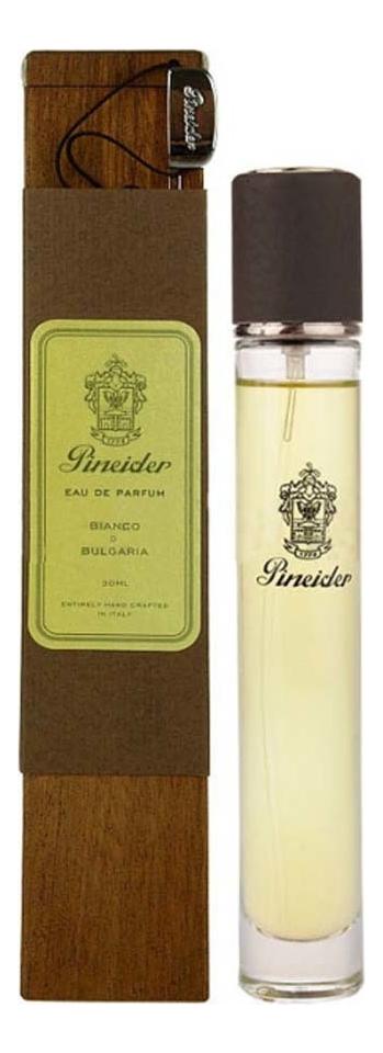 Pineider Bianco di Bulgaria: парфюмерная вода 30мл