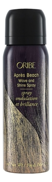 Спрей для создания естественных локонов Apres Beach Wave And Shine Spray: 75мл
