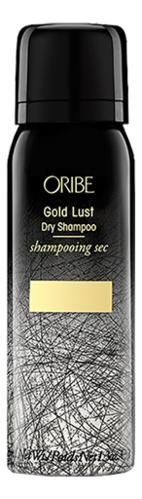 Сухой шампунь для волос Gold Lust Dry Shampoo: Шампунь 62мл шампунь для волос oribe gold lust pre shampoo intensive treatment роскошь золота интенсивный уход 120 мл