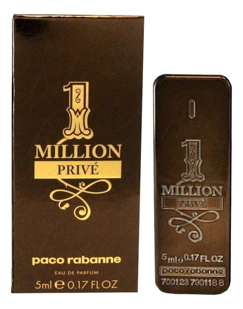 Paco Rabanne 1 Million Prive: парфюмерная вода 5мл paco rabanne 1 million prive туалетные духи 5 мл