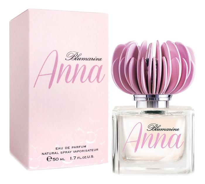 Blumarine Anna: парфюмерная вода 50мл blumarine rosa парфюмерная вода 50мл