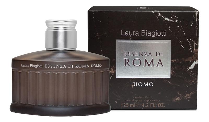 Laura Biagiotti Essenza di Roma Uomo: туалетная вода 125мл laura biagiotti roma uomo туалетная вода 75 мл