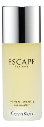 Calvin Klein Escape for men: туалетная вода 100мл тестер calvin klein escape