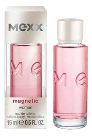 Mexx Magnetic Woman: туалетная вода 15мл