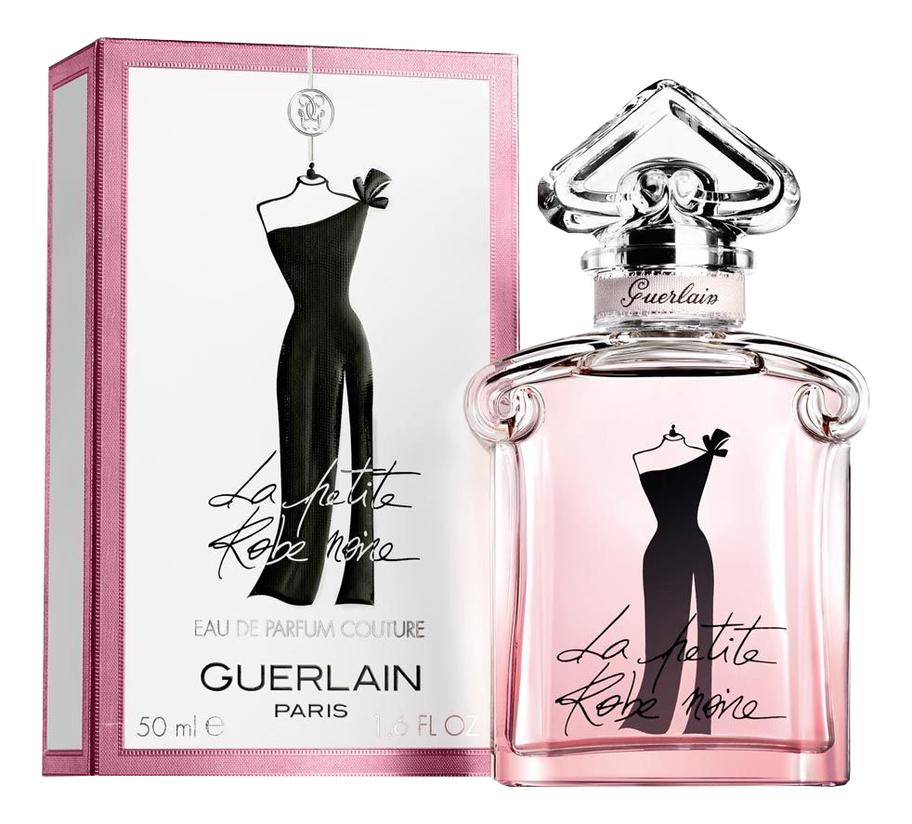 Guerlain La Petite Robe Noire Couture: парфюмерная вода 50мл guerlain la petite robe noire shower gel