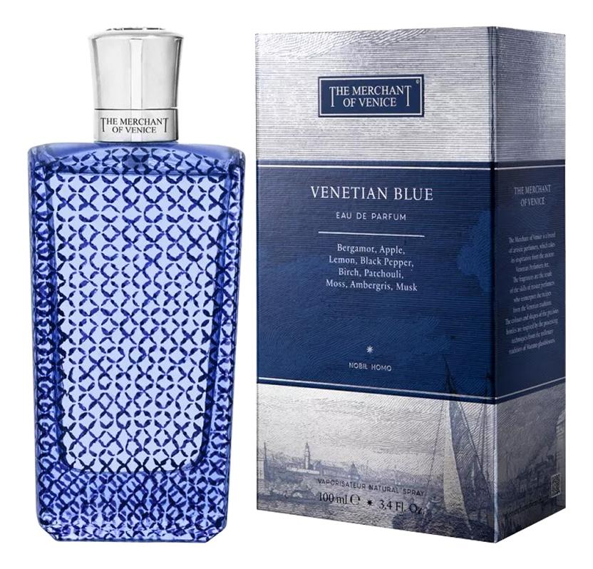 Фото - The Merchant Of Venice Venetian Blue: парфюмерная вода 100мл the merchant of venice mandarin carnival eau de parfum