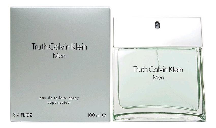 Calvin Klein Truth for men: туалетная вода 100мл calvin klein escape for men туалетная вода 100мл