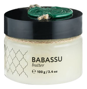 Фото - Твердое масло Бабассу Babassu Butter: Масло 100г масло бабассу