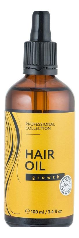 Масляный экстракт для роста волос Hair Oil Growth: Экстракт 100мл