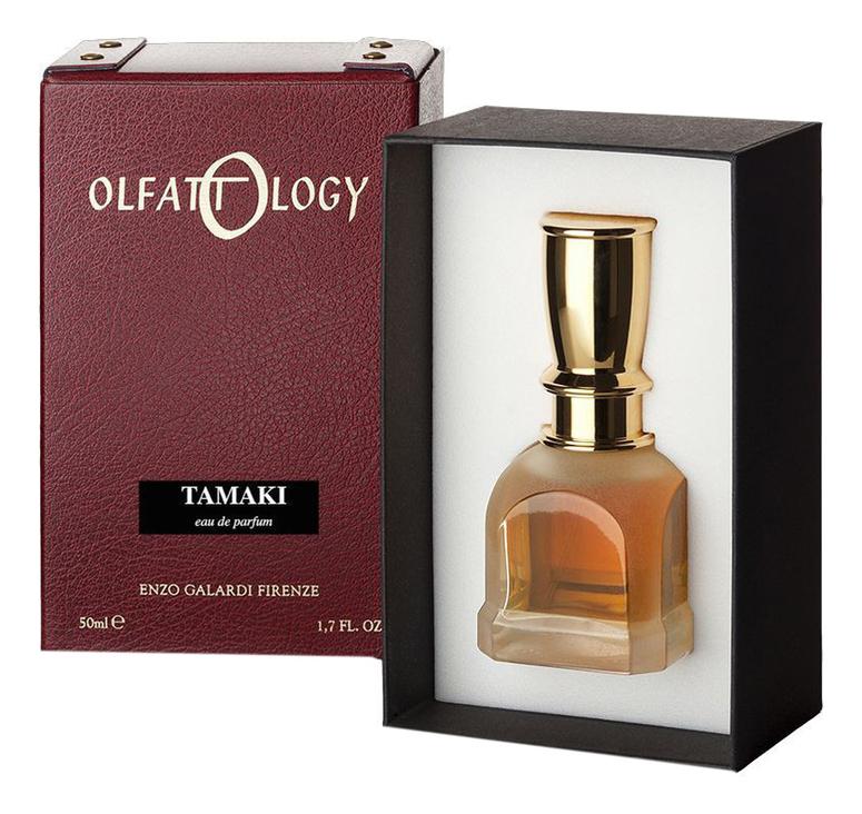 Olfattology Tamaki: парфюмерная вода 50мл olfattology yacuma туалетные духи тестер 50 мл