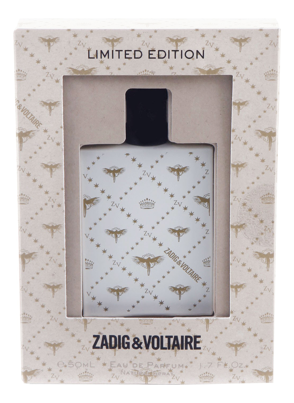 Zadig & Voltaire Tome 1 La Purete for Her Collector: парфюмерная вода 50мл сумка zadig