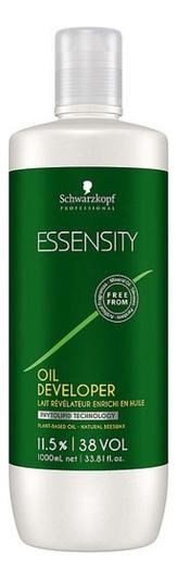 Бальзам-окислитель на масляной основе Essensity Oil Developer: Окислитель 11,5% 1000мл