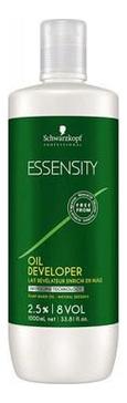 Бальзам-окислитель на масляной основе Essensity Oil Developer: Окислитель 2,5% 1000мл