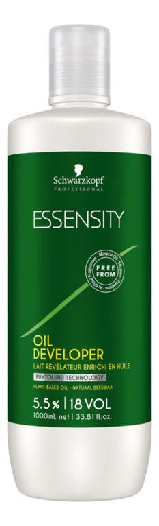 Бальзам-окислитель на масляной основе Essensity Oil Developer: Окислитель 5,5% 1000мл