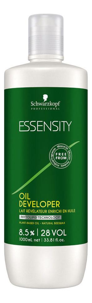 Бальзам-окислитель на масляной основе Essensity Oil Developer: Окислитель 8,5% 1000мл