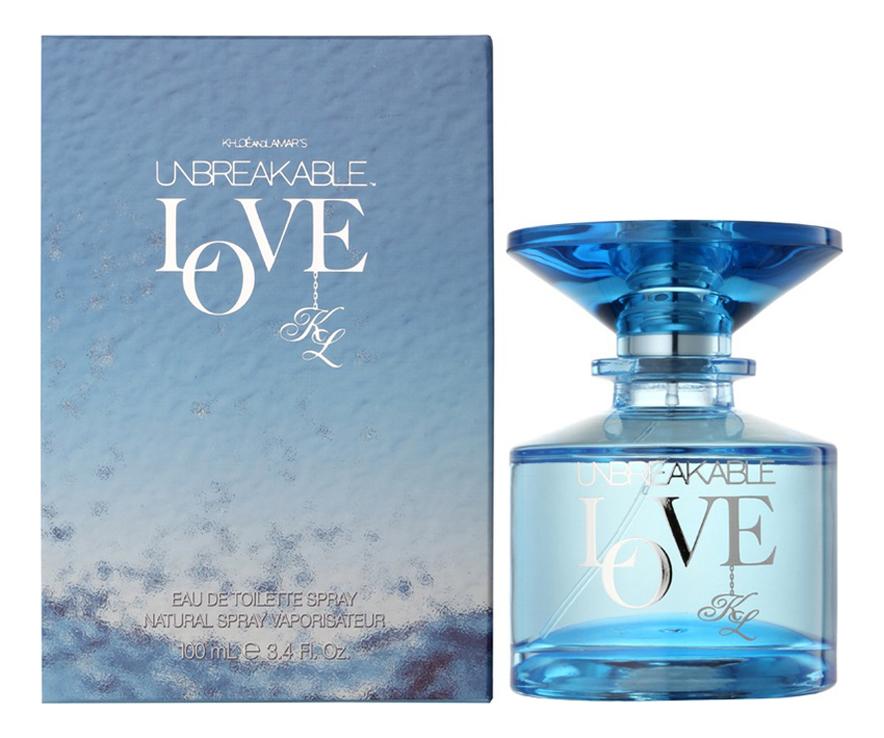Khloe and Lamar Unbreakable Love: туалетная вода 100мл