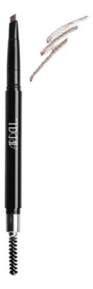 Водостойкий карандаш для бровей Mechanical Brow Pencil 0,2г: Medium Brown relouis карандаш brow wow оттенок 03 medium brown