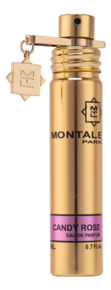 Montale Candy Rose: парфюмерная вода 20мл понтипарфюм душистая вода для детей vikky 20мл