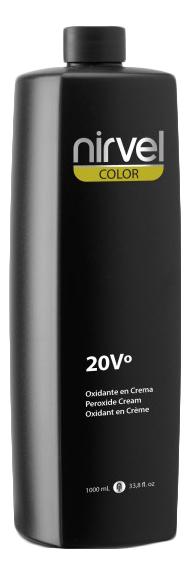 Оксидант кремовый Color Oxidante Cream 20V 6%: Оксидант 1000мл