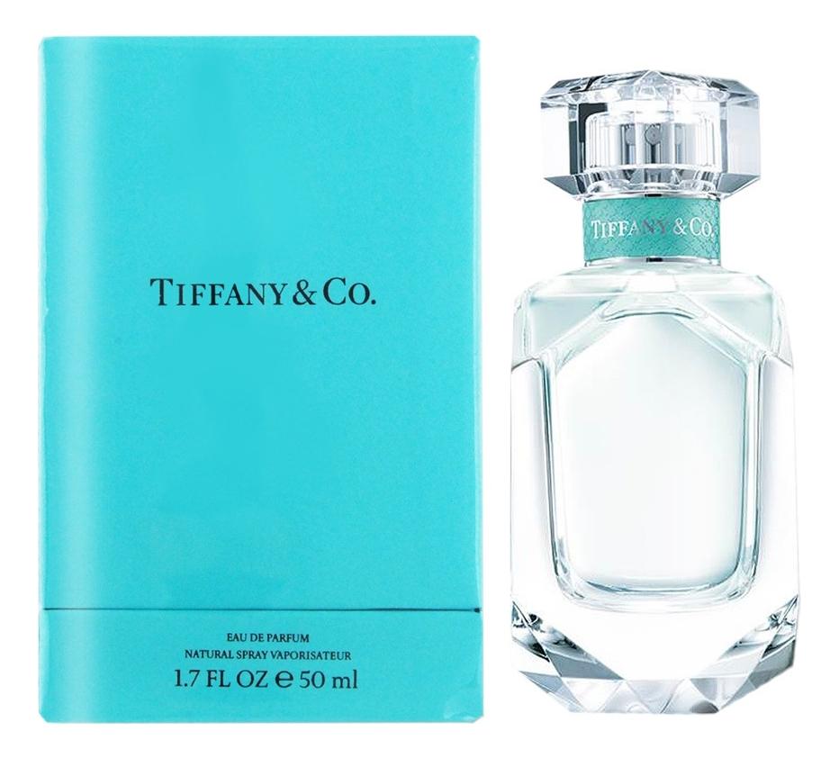 Tiffany Tiffany & Co : парфюмерная вода 50мл спальня tiffany