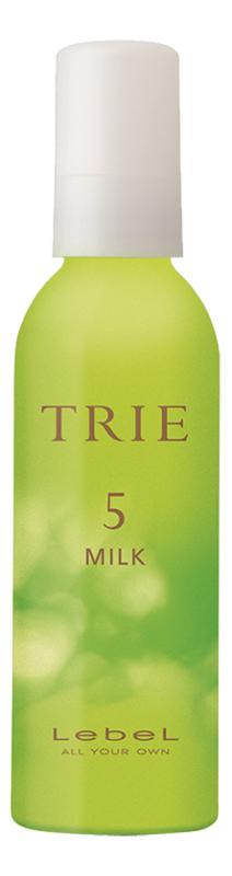Молочко для укладки волос средней фиксации Trie Milk 5 140мл