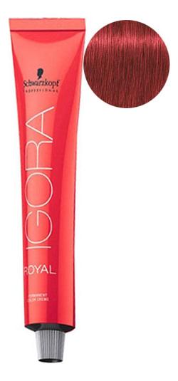 Крем-краска для волос Igora Royal Permanent Color Creme 60мл: 6-88 Dark Blonde Red Extra крем краска для волос indola color red