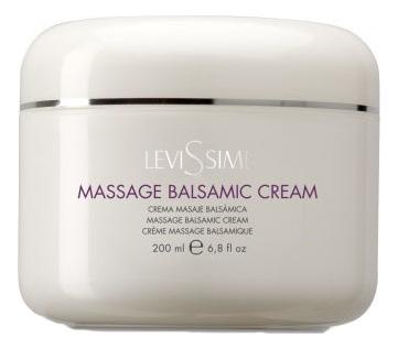 Массажный крем для тела Massage Balsamic Cream: Крем 200мл гирудотонус крем массажный
