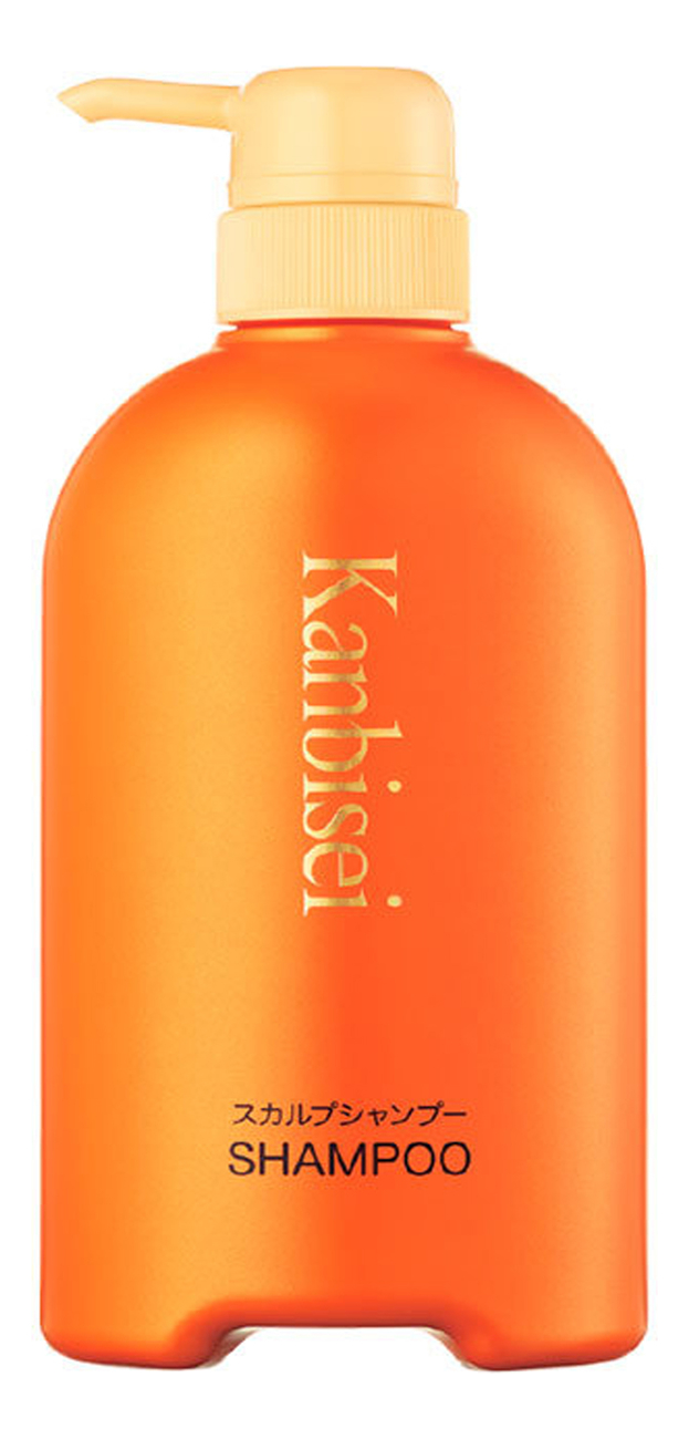 Шампунь для волос Kanbisei Shampoo: Шампунь 550мл шампунь коллагеновый kativa