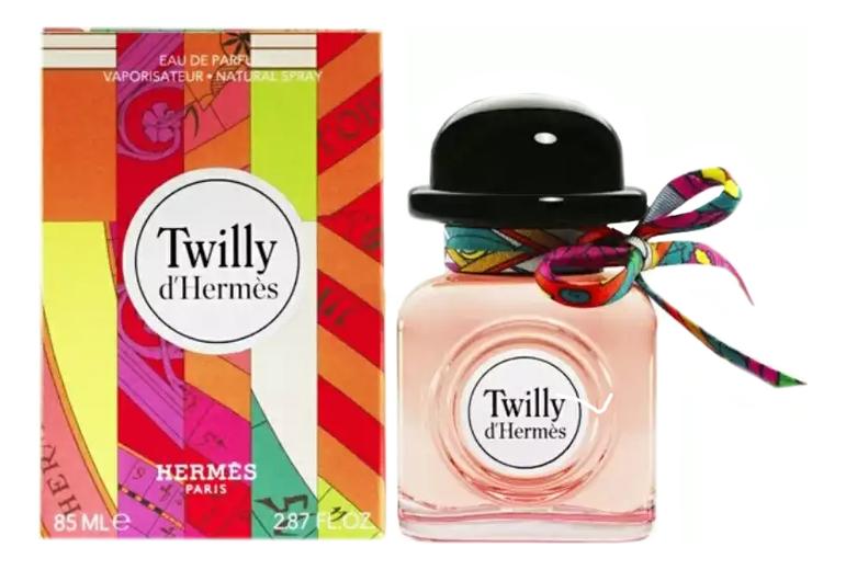Hermes Twilly D Hermes: парфюмерная вода 85мл классические брюки hermes h445400hf09 h445200hf11