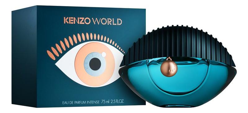 Фото - Kenzo World Intense: парфюмерная вода 75мл kenzo leau kenzo intense sale туалетные духи 30 мл