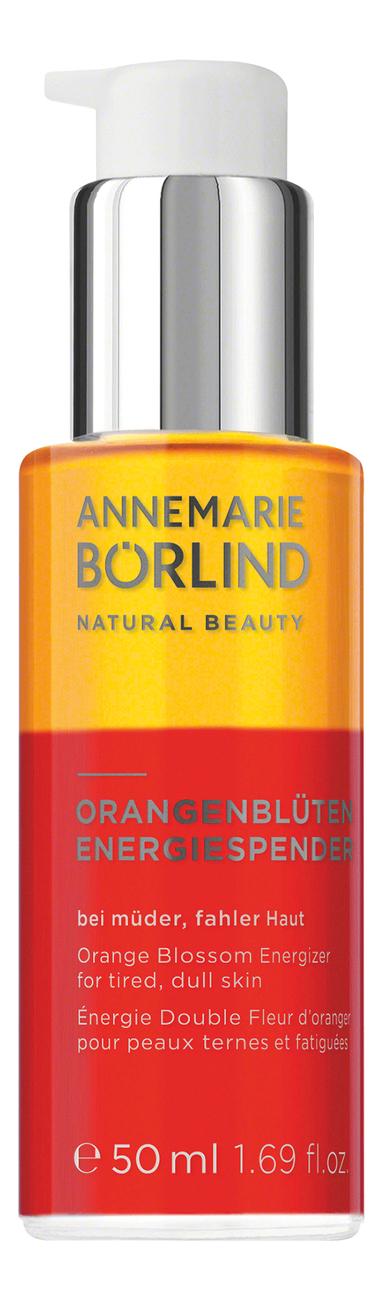 Эликсир для сухой и уставшей кожи лица Orange Blossom Energizer 50мл: Эликсир 50мл со эликсир купить
