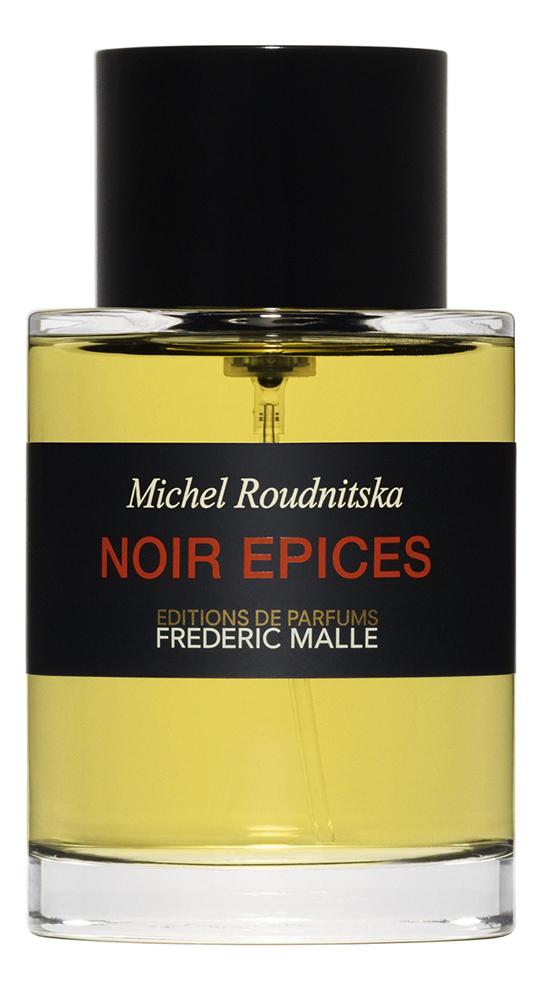 Frederic Malle Noir Epices: парфюмерная вода 7мл щипцы для укладки волос econ eco bh101c
