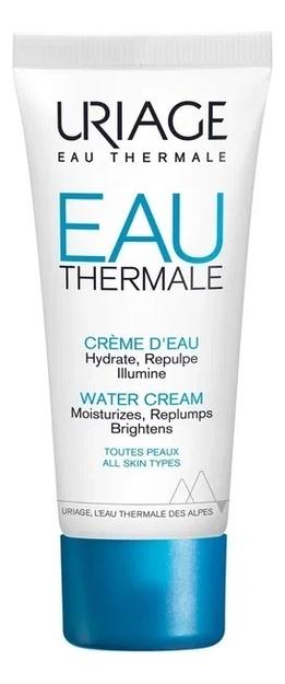 Увлажняющий крем для лица Eau Thermale Creme Deau 40мл восстанавливающий питательный крем для лица eau thermale creme nutritive revitalisante 50мл