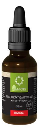 Фото - Косметическое масло кактуса опунции 30мл: Масло 30мл масло косметическое зейтун 5 для похудения