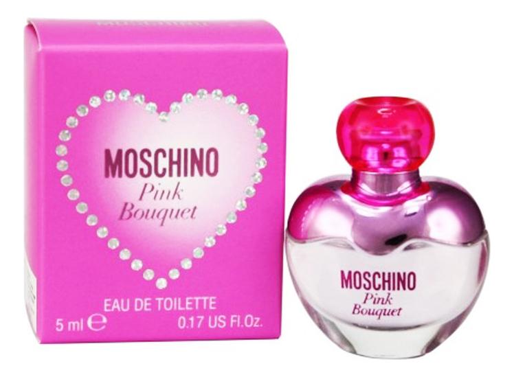 Moschino Pink Bouquet: туалетная вода 5мл