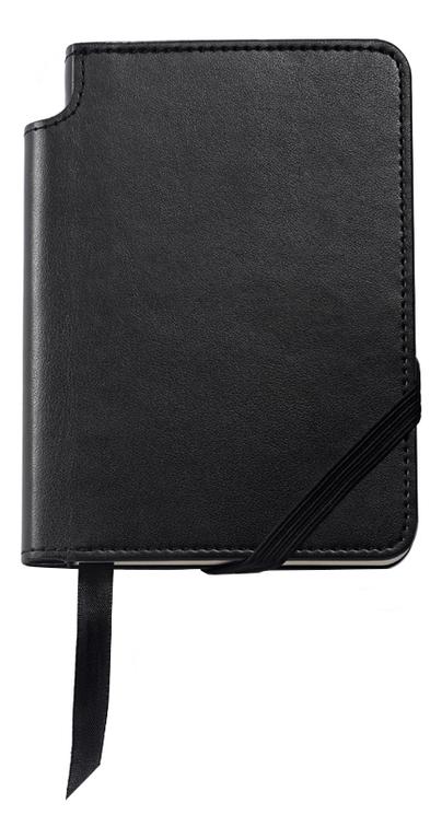 Записная книжка Journal Classic Black A6 (160 страниц в линейку) записная книжка в линейку classic желтая pocket