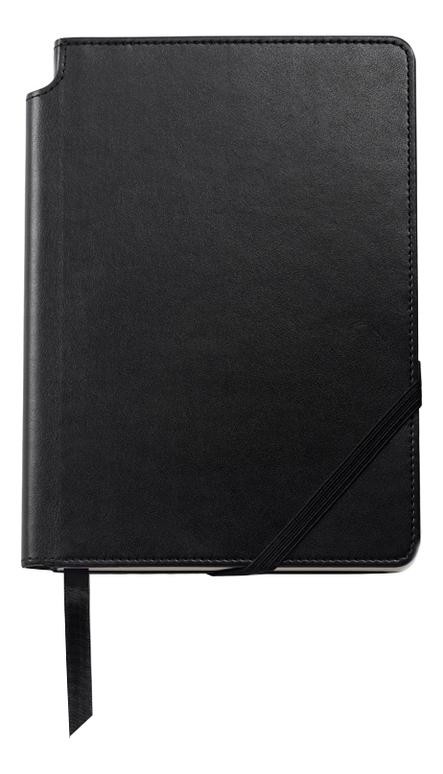Записная книжка Journal Classic Black A5 (160 страниц в линейку) a5 spiral planner notebook diary three fold dokibook pad school office agenda filofax travels sketchbook journal