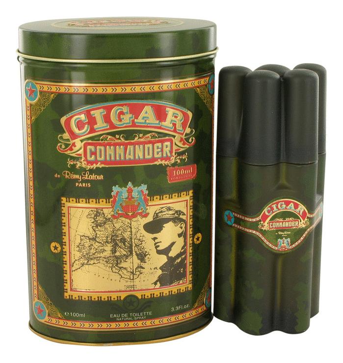 Remy Latour Cigar Commander: туалетная вода 100мл вино chateau latour 2003 г