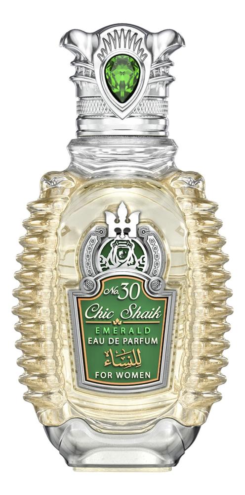 Shaik Chic No30 For Women: парфюмерная вода 2мл