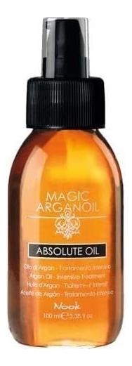 Масло для волос Магия арганы Абсолют Magic Arganoil Absolute Oil: Масло для волос 100мл масло для волос johnson