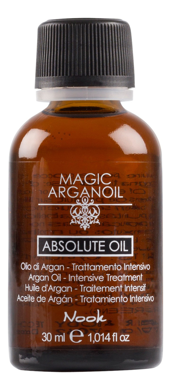 Масло для волос Магия арганы Абсолют Magic Arganoil Absolute Oil: Масло для волос 30мл масло для волос johnson