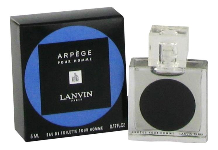 Lanvin Arpege Men: туалетная вода 5мл