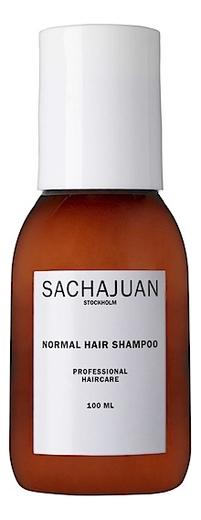 Шампунь для нормальных волос Normal Hair Shampoo: Шампунь 100мл шампунь sachajuan sachajuan sa978lwcuhg9