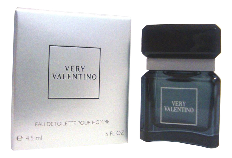 Valentino Very Valentino Pour Homme: туалетная вода 4,5мл valentino бюстгальтер