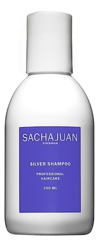 Шампунь для светлых волос Silver Shampoo 250мл шампунь sachajuan sachajuan sa978lwcuhg9