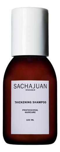Уплотняющий шампунь для волос Thickening Shampoo: Шампунь 100мл шампунь sachajuan sachajuan sa978lwcuhg9