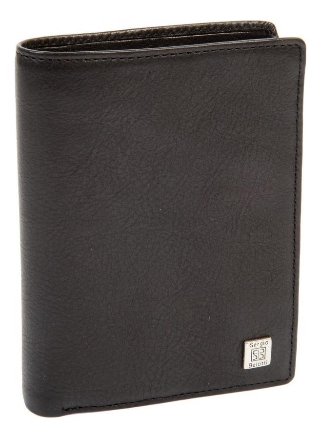 Портмоне West Black 1422 (черное) портмоне zinger katrine wzg013 3 черное