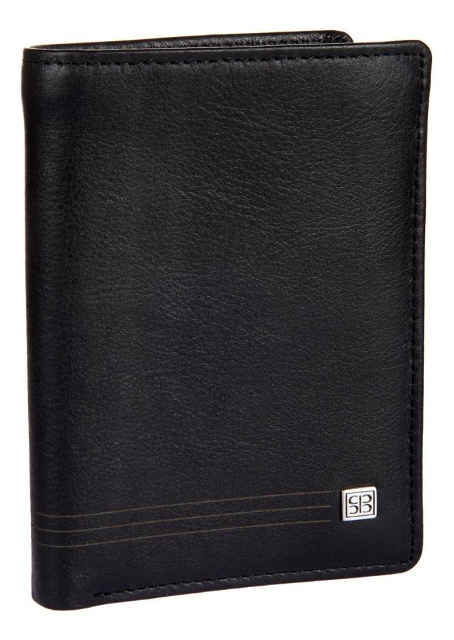 Портмоне West Black 1035 (черное) портмоне zinger katrine wzg013 3 черное